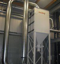Herding FLEX for activated carbon handling